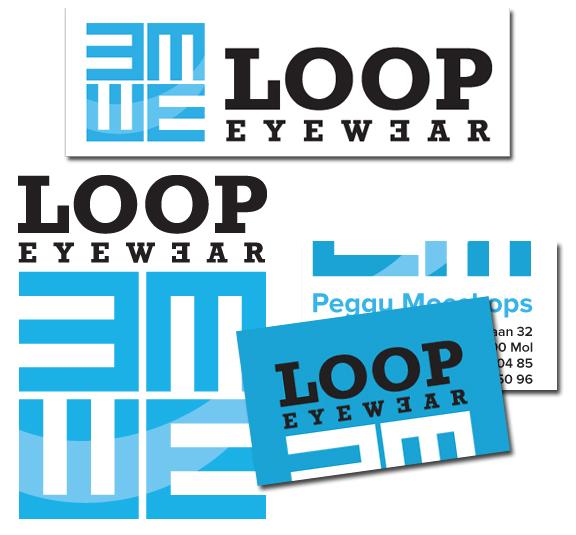 logo en naamkaartje
